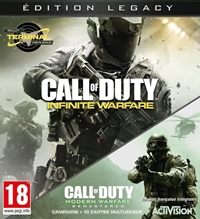 Call of Duty : Infinite Warfare - Edition Legacy - Xbox One