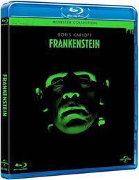 Frankenstein - Blu-Ray