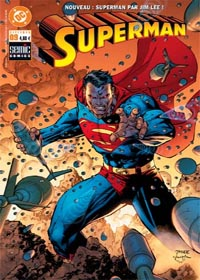 Superman - comics Semic : Superman # 9