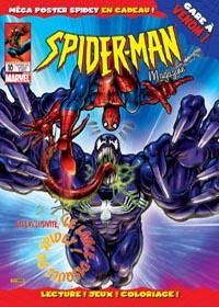 Spider-Man Magazine V2 - 10