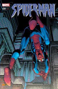 Spider-Man mensuel : Spider-Man 59