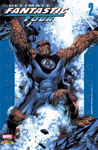Ultimate Les 4 fantastiques : ULTIMATE FANTASTIC FOUR 2