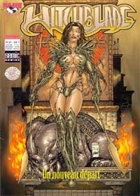 Witchblade 21