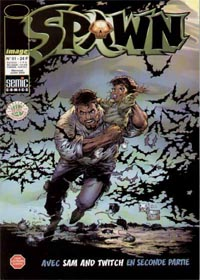 Comics Spawn : Spawn - 51