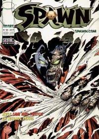 Comics Spawn : Spawn 58