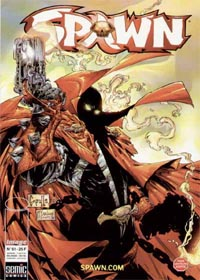 Comics Spawn : Spawn 61