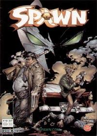 Comics Spawn : Spawn 62