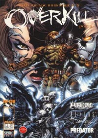 Witchblade - Hors séries : WITCHBLADE OVERKILL #2