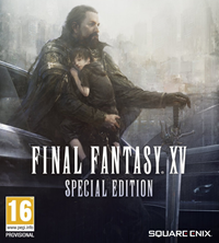 Final Fantasy XV - Edition Spcéiale - PS4