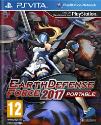 Force de Défense Terrestre 2017 : Earth Defense Force 2017 Portable - PSN