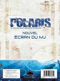 Polaris 3ème édition : Nouvel écran du MJ