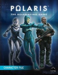 Polaris 3ème édition : Dossier de personnage