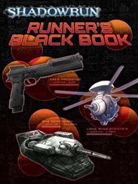 Shadowrun 4ème édition : Runner's Black Book