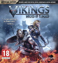 Vikings : Wolves of Midgard : Special Edition - Xbox One