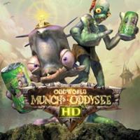Oddworld : L'Odyssée de Munch : Oddworld: Munch's Oddysee HD - PSN