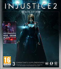 Injustice 2 : Deluxe Edition - PS4