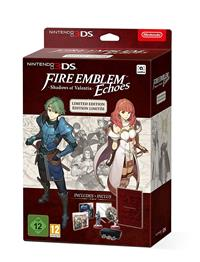 Fire Emblem Echoes : Shadows of Valentia - Edition Limitée - 3DS