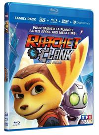 Ratchet & Clank - Blu Ray