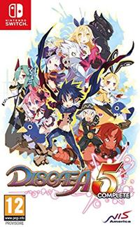 Disgaea 5 : Alliance of Vengeance : Disgaea 5 Complete - Switch