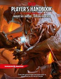 Dungeons & Dragons 5ème édition : Player's Handbook