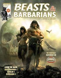 Beasts & Barbarians : Livre de base