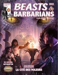 Beasts & Barbarians : Jalizar, la cité des voleurs