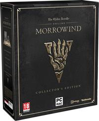 The Elder Scrolls Online : Morrowind - Edition Collector - PS4