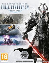 Final Fantasy XIV: A Realm Reborn : Final Fantasy XIV : Edition Complete - PC