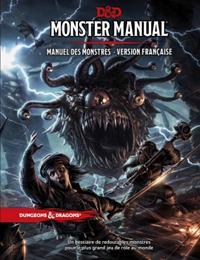 Dungeons & Dragons 5ème édition : Monster Manual