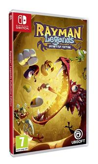 Rayman Legends - Definitive Edition -  Switch