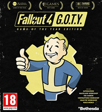 Fallout 4 : Game of the Year Edition - Xbox One