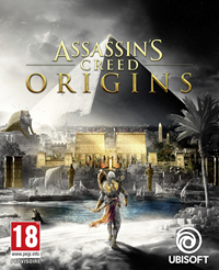 Assassin's Creed Origins - Edition Gold - PS4