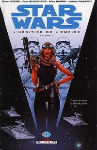 L'Héritier de l'Empire : La Croisade Noire du Jedi Fou : L'Heritier de l'Empire. Volume 1 - Album