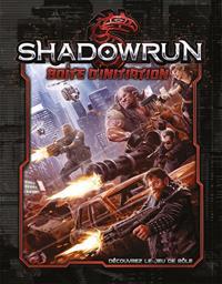 Shadowrun 5ème édition : Boite d'initiation