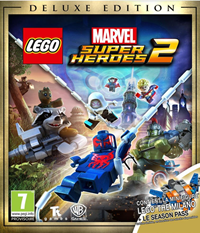 Lego Marvel Super Heroes 2 : Deluxe Edition - PS4