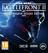 Star Wars Battlefront II - Deluxe Edition - Xbox One