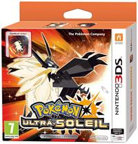 Pokemon Ultra-Soleil - Edition Collector - 3DS