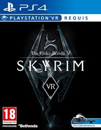 The Elder Scrolls V : Skyrim VR - PS4