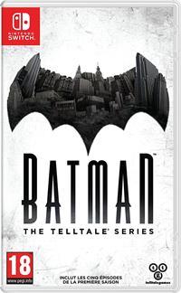 Batman : The Telltale Series - Switch