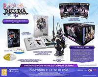 Dissidia Final Fantasy NT Edition Collector Ultime - PS4