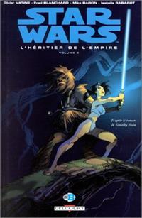 L'Héritier de l'Empire. Volume 2 - Album
