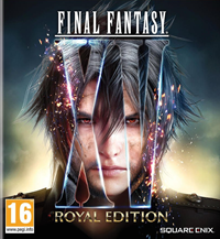 Final Fantasy XV - Edition Royale - PS4