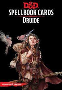 Dungeons & Dragons 5ème édition : Spellbook Cards : Druide