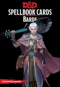Dungeons & Dragons 5ème édition : Spellbook Cards : Barde