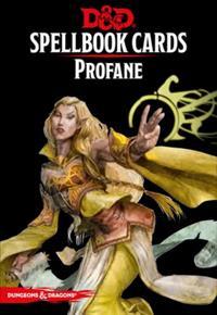 Dungeons & Dragons 5ème édition : Spellbook Cards : Profane