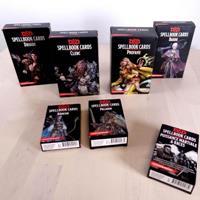 Dungeons & Dragons 5ème édition : Spellbook Cards