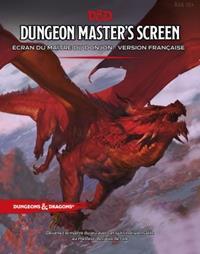 Dungeons & Dragons 5ème édition : Ecran du MD