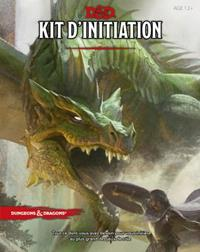 Dungeons & Dragons 5ème édition : Kit d'initiation