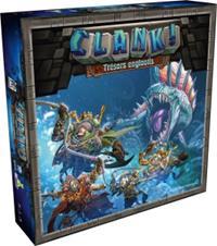 Clank ! Les Aventuriers du Deck-building : Clank! Trésors Engloutis