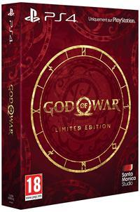 God Of War - Edition Limitée - PS4